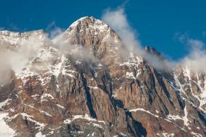 Babel Tower, Revelation Mountains, South-West Alaska Range