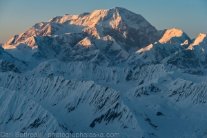 First image I have taken of Denali for the Alaska Project. One of this year's goals is to try and get some unique image of the beast.