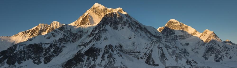 The Alaska Range Project